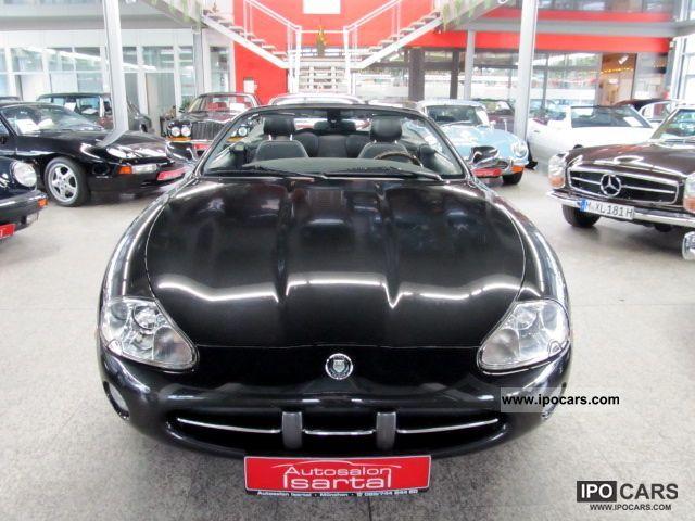 2002 Jaguar XK8 Convertible -Navi/20  Cabrio / roadster Used vehicle ...