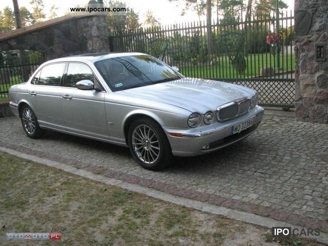 Jaguar  XJ8 wersja LONG 2007 Liquefied Petroleum Gas Cars (LPG, GPL, propane) photo