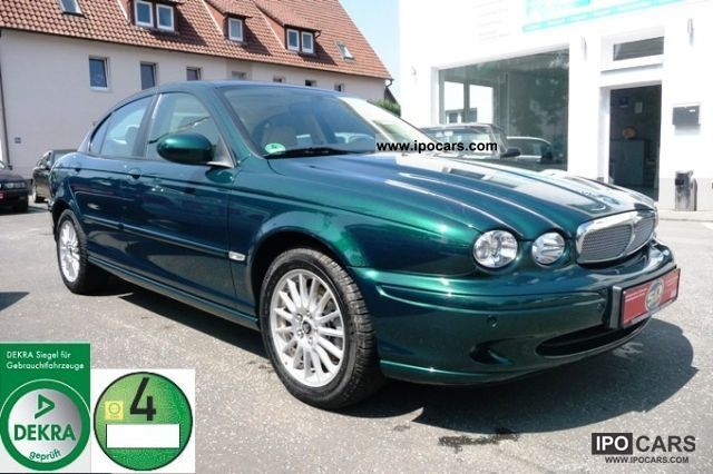 2008 Jaguar  X-Type 2.2 Diesel NAVI-GROß/LEDER/GSHD/3000KM Limousine Used vehicle photo