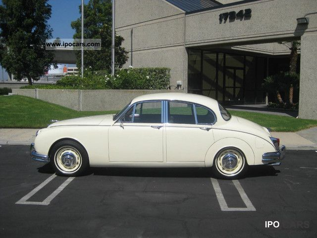Jaguar  MK II 3.8 AT 1960 Vintage, Classic and Old Cars photo