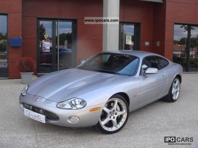 2002 Jaguar  XKR Silverstone 4L BVA Sports car/Coupe Used vehicle photo