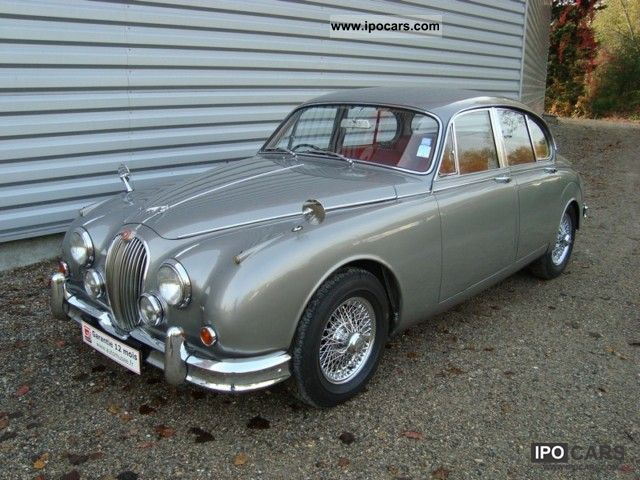 Jaguar  MK II 3.4L 1964 Vintage, Classic and Old Cars photo
