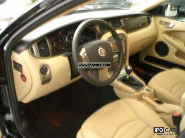 2008 Jaguar  X-Type 2.2 Diesel Classic Limousine Used vehicle photo