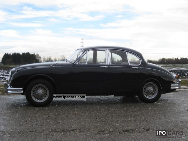 Jaguar  2.5L V8 Saloon 1964 Vintage, Classic and Old Cars photo