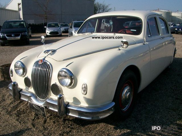 Jaguar  MK I 3.4 Automatic LHD 1959 Vintage, Classic and Old Cars photo