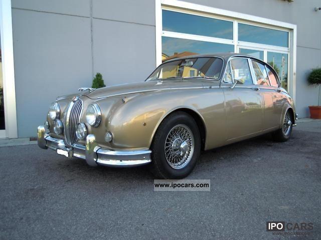 Jaguar  MK II 3.8 1960 Vintage, Classic and Old Cars photo