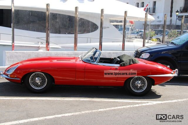 Jaguar  E-Type 1967 Vintage, Classic and Old Cars photo