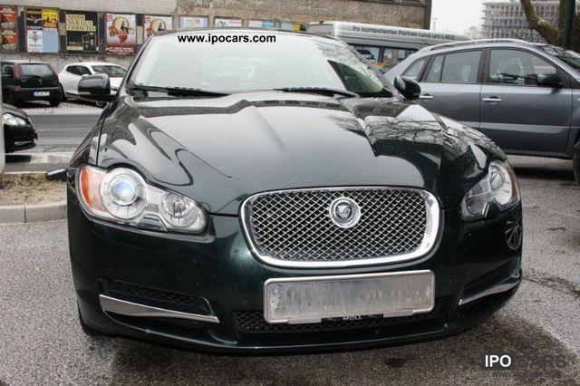 2010 Jaguar Xf 3 0 V6 Diesel Premium Luxury Car Photo
