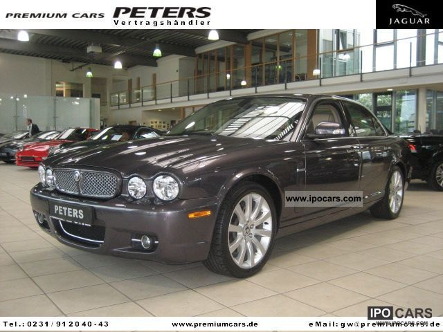 2008 Jaguar  2.7D XJ6 Executive Limousine Used vehicle photo