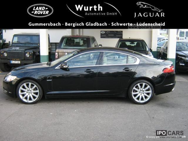 2008 jaguar xf premium luxury 2 7 d car photo and specs