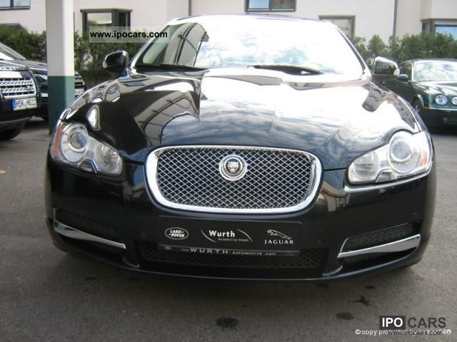 2008 jaguar xf premium luxury 2 7 d car photo and specs. Black Bedroom Furniture Sets. Home Design Ideas