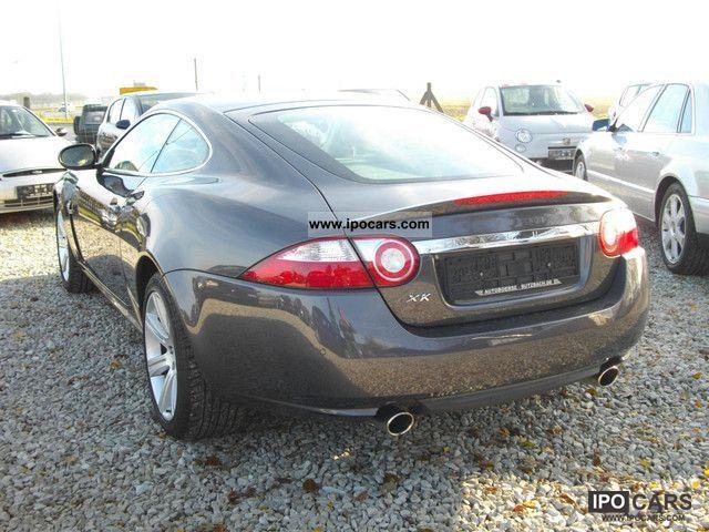 ... 2008 Jaguar XK 3.5 Coupe 1.Hd.Dt.Fzg.Luxussportpaket Sports Car