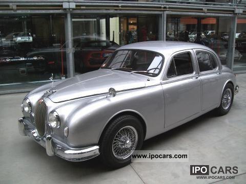 Jaguar  MKI 3.4 Ltr LHD 1959 Vintage, Classic and Old Cars photo