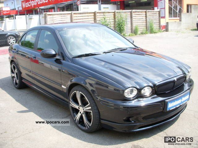 2008 Jaguar  X-Type 3.0V6 Aut. * EXECUTIVE LEATHER * XENON * NAVI + DVD Limousine Used vehicle photo
