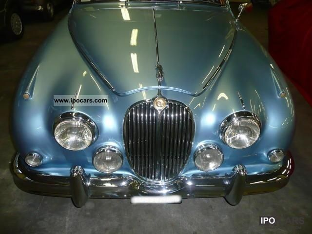 Jaguar  MK II mk2 1964 Vintage, Classic and Old Cars photo