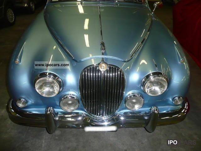 Jaguar  MK II mk2 1964 Vintage, Classic and Old Cars photo
