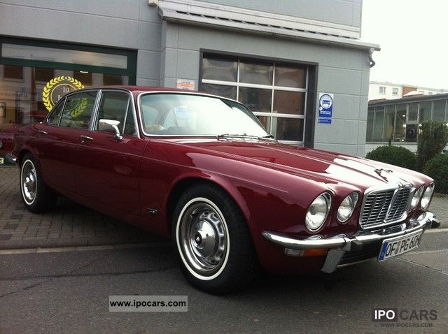 Jaguar  XJ6 SII Long Mint condition 1977 Vintage, Classic and Old Cars photo