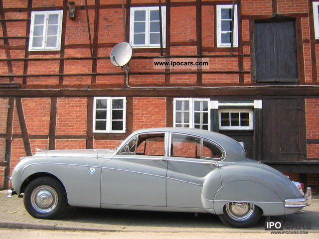 Jaguar  MK9 (MKIV) 1961 Vintage, Classic and Old Cars photo