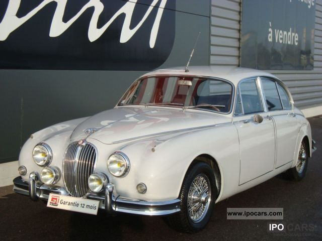 Jaguar  MK II 3.8L 1961 Vintage, Classic and Old Cars photo