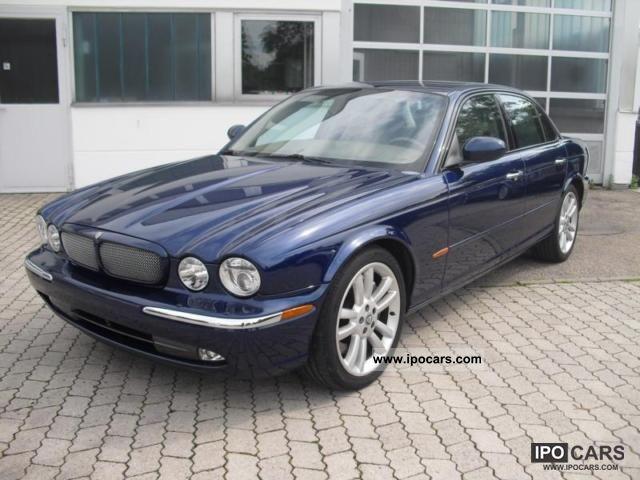 2006 Jaguar XJR Super V8 42 Compressor Limousine Used Vehicle Photo