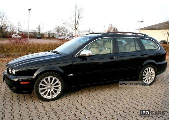 2009 Jaguar X-TYPE ESTATE 3.0 V6 4x4 AUT. EX / * 1 * the LAST Estate ...