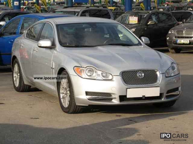 2008 Jaguar  2008 XF 2.7 D Limousine Used vehicle photo