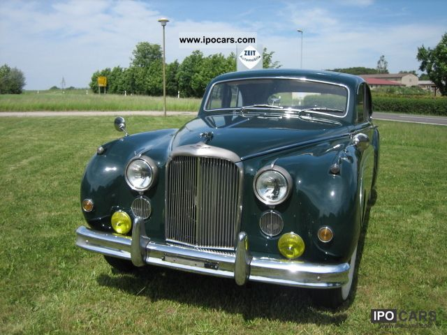 Jaguar  MK VIII LHD * rare * 1957 Vintage, Classic and Old Cars photo
