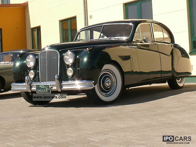 Jaguar  MK7 1953 Vintage, Classic and Old Cars photo