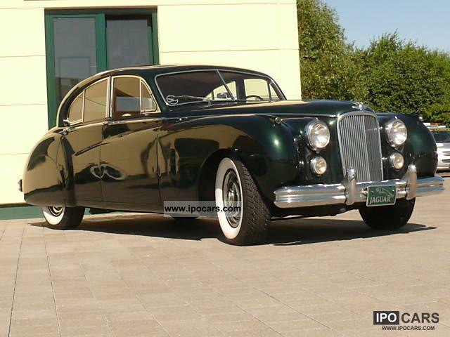 1953 Jaguar MK7 Car Photo And Specs