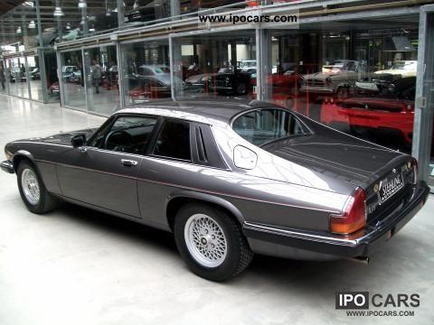 ... 1989 Jaguar XJS Coupe Cat Orig.54.800Km Sports Car/Coupe Used Vehicle  Photo ...