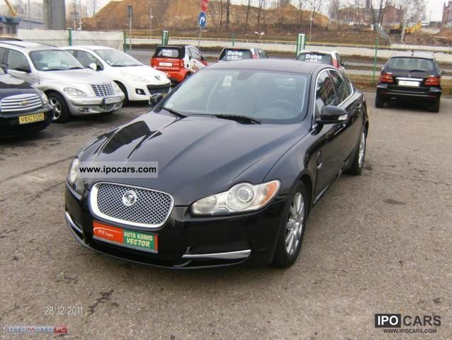2008 jaguar xf bezwypadkowy car photo and specs. Black Bedroom Furniture Sets. Home Design Ideas