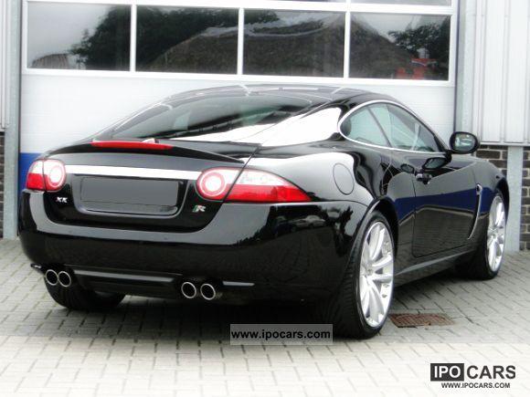 2007 jaguar xkr coupe leder navi xenon keyless go car photo and specs. Black Bedroom Furniture Sets. Home Design Ideas