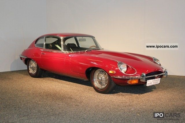 Jaguar  E-Type 4.2 2 +2 coupe 1969 Vintage, Classic and Old Cars photo