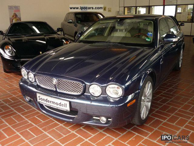 2008 Jaguar  XJ8 3.5 Executive NP: € 87000.00, 1-Hd. Fully Limousine Used vehicle photo