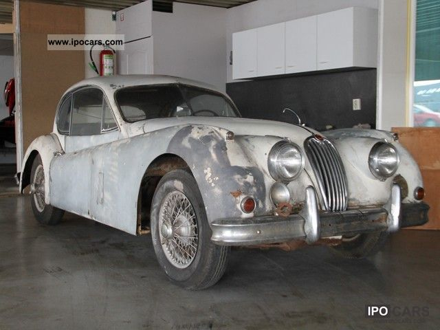 Jaguar  XK 140 FHC RHD 1955 Vintage, Classic and Old Cars photo