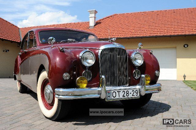1959 Jaguar  MK IX Limousine Used vehicle photo