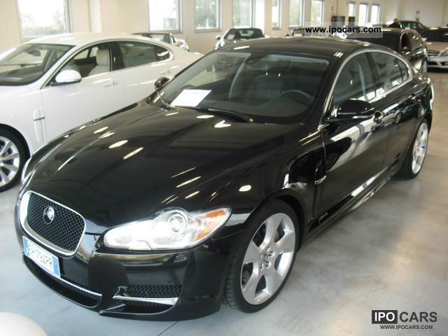 2011 Jaguar  XF 3.0 V6 Diesel S Luxury 75 ANNIVERSAR Y Limousine Used vehicle photo