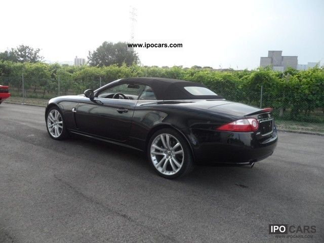 2006 jaguar xk convertible 29 000 4 2 km car photo and specs. Black Bedroom Furniture Sets. Home Design Ideas