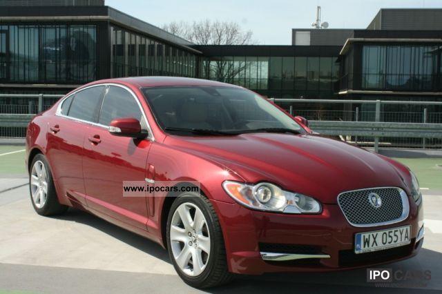 2009 jaguar xf 4 2 v8 premium luxury car photo and specs. Black Bedroom Furniture Sets. Home Design Ideas