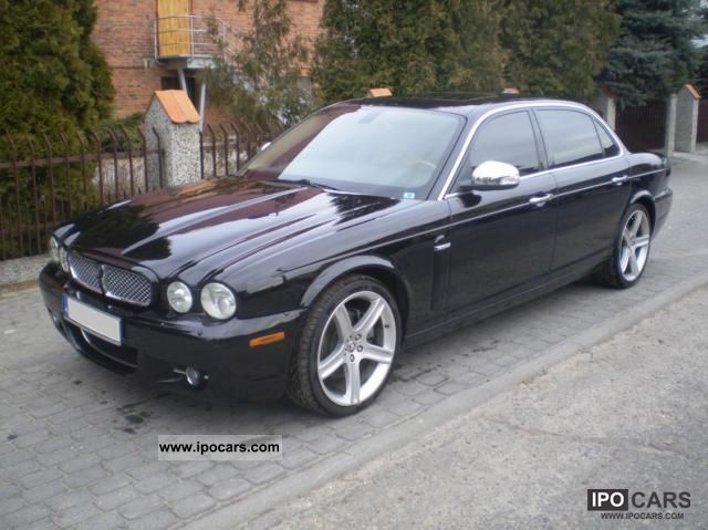 2008 Jaguar  XJ8 Long XJ8L Limousine Used vehicle photo