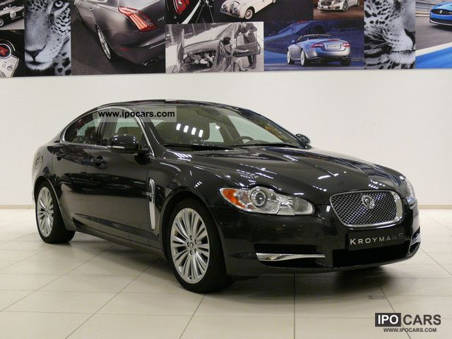 Jaguar  XF 3.0 V6 Diesel 240 Grace Full Options 2011 Race Cars photo