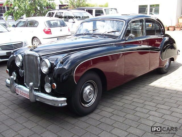 Jaguar  MK 8 vintage 1958 Vintage, Classic and Old Cars photo