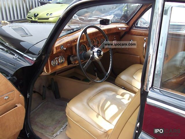 1958 Jaguar Mk 8 Vintage Car Photo And Specs