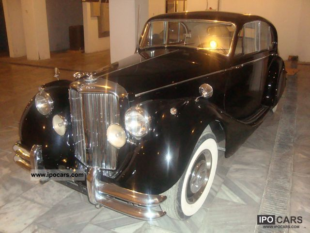 Jaguar  MKII - MK V Left Hand Drive 1950 Vintage, Classic and Old Cars photo