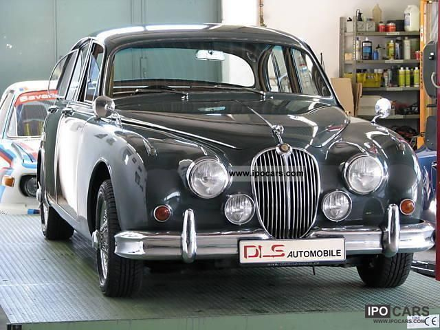 1960 Jaguar  MK II 2.4 Automatic RHD Limousine Classic Vehicle photo