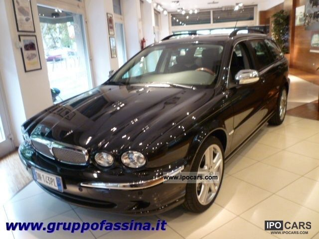 2008 Jaguar  X-Type 2.2D cat Executive Wagon Estate Car Used vehicle photo