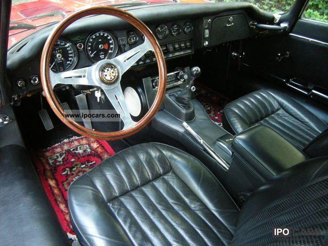 1969 Jaguar EType  Car Photo and Specs