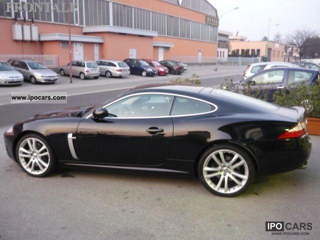 2008 Jaguar Xkr Coupe 4 2 V8 Car Photo And Specs