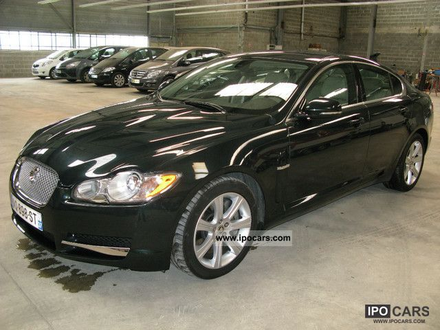 2010 jaguar xf 210 cv 3 0 luxe series limit