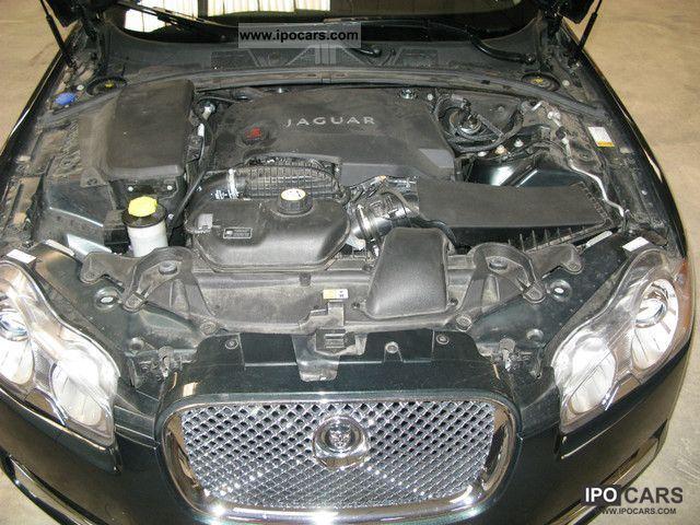 2010 jaguar xf 210 cv 3 0 luxe series limit
